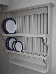 Double Cheltenham Rack, can be painted to any farrow & Ball colour