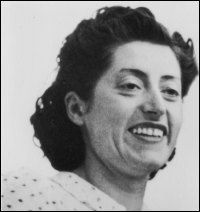 Lucie Aubrac  -  France  -  June 29, 1912 – March 14, 2007  Lucie was a school teacher who became a member of the French resistance along with her husband, Raymond.  When Raymond & his friend, known badass, Jean Moulin, were arrested by the Gestapo, Lucie wasn't having that shit.  Instead, she got some of her friends together & they managed to break Raymond out of there (killing 6 Germans in the process) along with 13 others in a jailbreak worthy of being made into a movie.