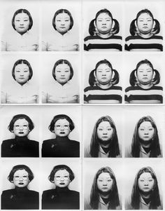 Tomoko Sawada Sawada Tomoko born 1977 in Kobe Japan is a Japanese contemporary feminist photographer and performance artist She has been included Self Portrait Photography, Photography Camera, Art Photography, Conceptual Photography, Sequence Photography, Photography Awards, Id Photo, How To Pose, Photo Projects