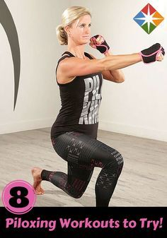 Always wanted to try Piloxing? Well, now you can in the comfort of your own home. Try this hip new workout with these 8 key moves to get your fitness back on track. It's fun to try something new!