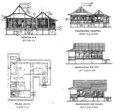 1000 Images About The Traditional Malay Abode On