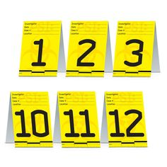 Party Scene Investigation Table Cards (12).  Set up the crime scene and use these these PSI Table Cards to mark and investigate the evidence. Your guests will have fun being detectives and gathering the clues at your Murder Mystery themed Party Scene Investigation (PSI)   Includes 12 Party Scene Investigation Table Cards (12) - each measure 10.8 cm x 7.62 cm  printed front & back; card