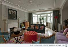 Bohemian Style Living Room Ideas | Craft House