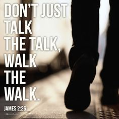 As the body without the spirit is dead, so faith without deeds is dead. http://www.biblestudytools.com/james/2-26.html