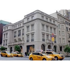 Ralph Lauren Flagship Store Palatial Homes Turned Retail Palaces on... ❤ liked on Polyvore