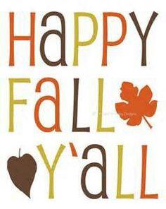 Fall yeah