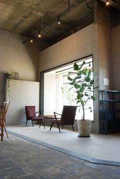 hiro furnitureの画像|エキサイトブログ (blog) Salon Interior Design, Minimalist Room, Cafe Interior, Indoor Design, Interior Design, Home Decor, House Interior, Interior Architecture, Room