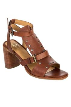 e45ad6ee6b9 AMAZING CIRCUS BY SAM EDELMAN Bevin Flat Strappy Sandals!  Faux ...