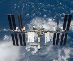 La Estación Espacial Internacional (ISS). El comienzo del proyecto cd16937e6cd