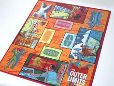The Outer Limits game board