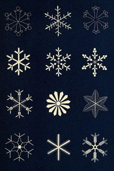 snowflake-8 by Public Domain Review, via Flickr