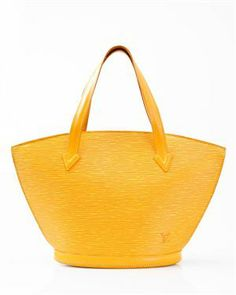 1379ba2e92ef Louis Vuitton LU Epi Saint Jacques Shoulder Bag- Made in France