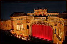 Polk Theatre in Lakeland built Florida Mediterranean, still open! Old Florida, Vintage Florida, State Of Florida, Scotty Moore, Lakeland Florida, Spanish Revival, Family History, Big Ben, Beautiful Homes