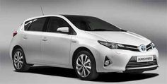 Toyota Auris hybrid +