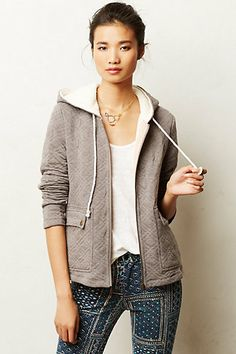 Anthropologie: Quilted Cross Country Jacket (29271046)