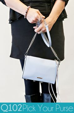 Rebecca Minkoff - Avery Crossbody. Go to wkrq.com to find out how to play Q102's Pick Your Purse!