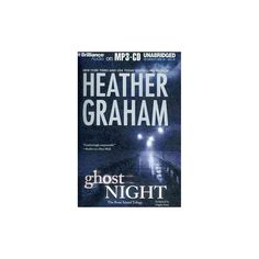 Ghost Night (Unabridged) (Compact Disc)