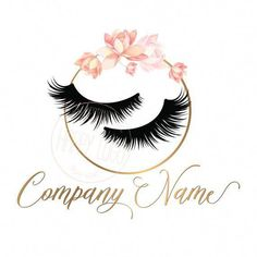 13 Best lashes logo images in 2019