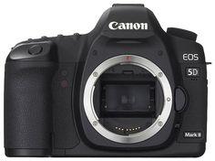 Купить зеркальный фотоаппарат CanonEOS 5D Mark II Body — выгодные цены на Яндекс.Маркете