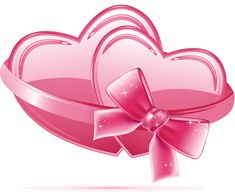 These pretty pink hearts are a great choice to share with any of your Facebook friends to celebrate Valentine's Day.