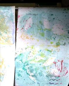 boho Watercolor, Boho, Painting, Art, Pen And Wash, Art Background, Watercolor Painting, Painting Art, Kunst