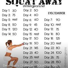http://www.teddlicious.nl/squat-plank-challenge/