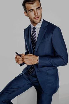 Custom tailored suits SS 2016 Collection - Zegna Made to Measure