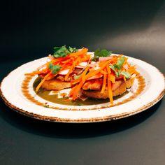 Delicious open-faced pork butt sandwich #homecooking #porkbutt #pork #sandwich