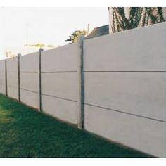 Panneau de clôture béton 192x50cm ép.3.3cm - ma22928_panneau-de-cloture-beton-192x50cm-ep.3.3cm