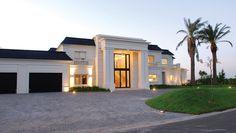 Galeria Fotos - Apa Arquitectura - Casa Estilo Clásico Francés - Arquitecto - Arquitectos - Portal de Arquitectos