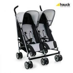 Carucior Hauck Turbo Duo H-Grey