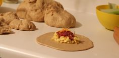 Mom's Frugal: Freezer Cooking: Breakfast Pockets