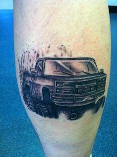 18 Best Glen Tattoos Images In 2019 Tattoos Chevy Car Tattoos