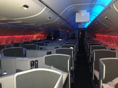 American's Boeing 777-300 business class