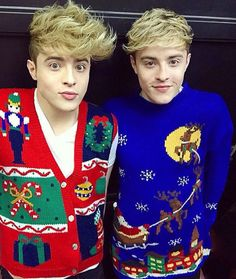 Day 3 All we want for Christmas is You! Because you are the coolest and most Jepic! #JEDMAS Jumper Countdown 21 days JEDWARD
