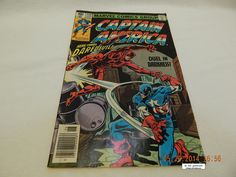 CAPTAIN AMERICA! #234! JUNE 1979! MARVEL COMICS GROUP! GOOD CONDITION! AS IS!