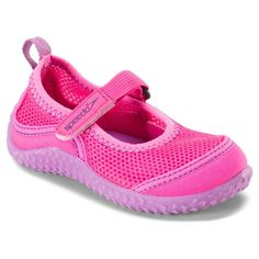 ed8306fc8c44 This sweet water shoe combines durable construction with a fun feminine  Mary Jane silhouette. Cool