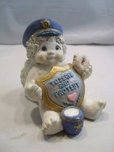DREAMSICLE, POLICEMAN, TO SERVE AND PROTECT