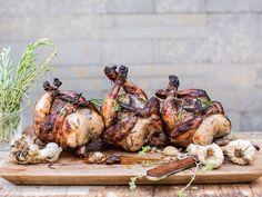 Egypt, recipe, sumac roast chicken