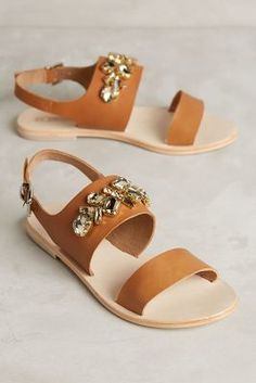 Sol Sana Casey Sandals #anthrofave