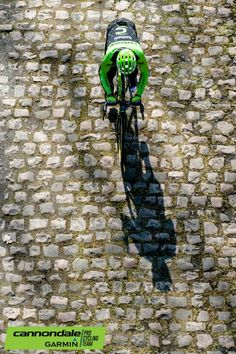 Cannondale Garmin at Roubaix recon by Gruber