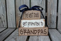 first father's day as a grandfather | ... fathers day home decor Order on or before June 8th for Fathers Day