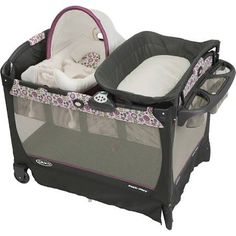 Graco Pack 'N Play Playard with Cuddle Cove Removable Seat - Alexis