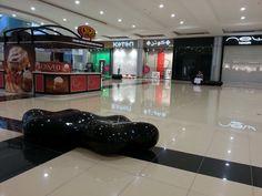 Shopping Center Saudi Arabia.
