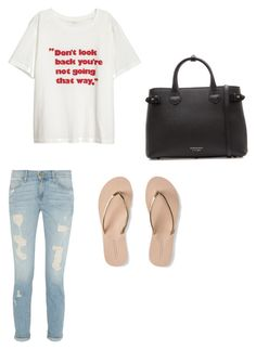 e058e30a6dee A fashion look from July 2017 featuring white tee