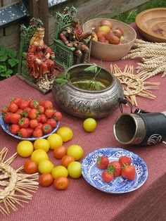 Harvest Altar by Thorskegga