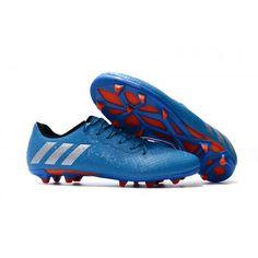 Adidas F50 adizero FG (Messi) WC M19855 White Black
