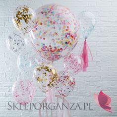 Balony z konfetti - nowa dostawa - Skleporganza.pl Blog