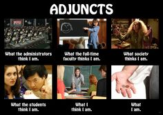 The Plight of an Adjunct Professor!!! YES!