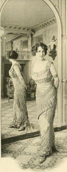 https://flic.kr/p/9wwZ3N | Les Createurs de La Mode 1910 - 47